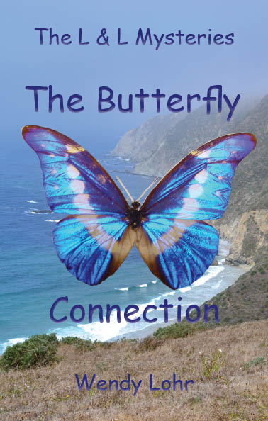 book cover for The Butterfly Connection
