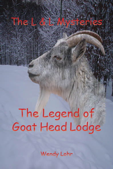 book cover for The Legend of Goat Head Lodge