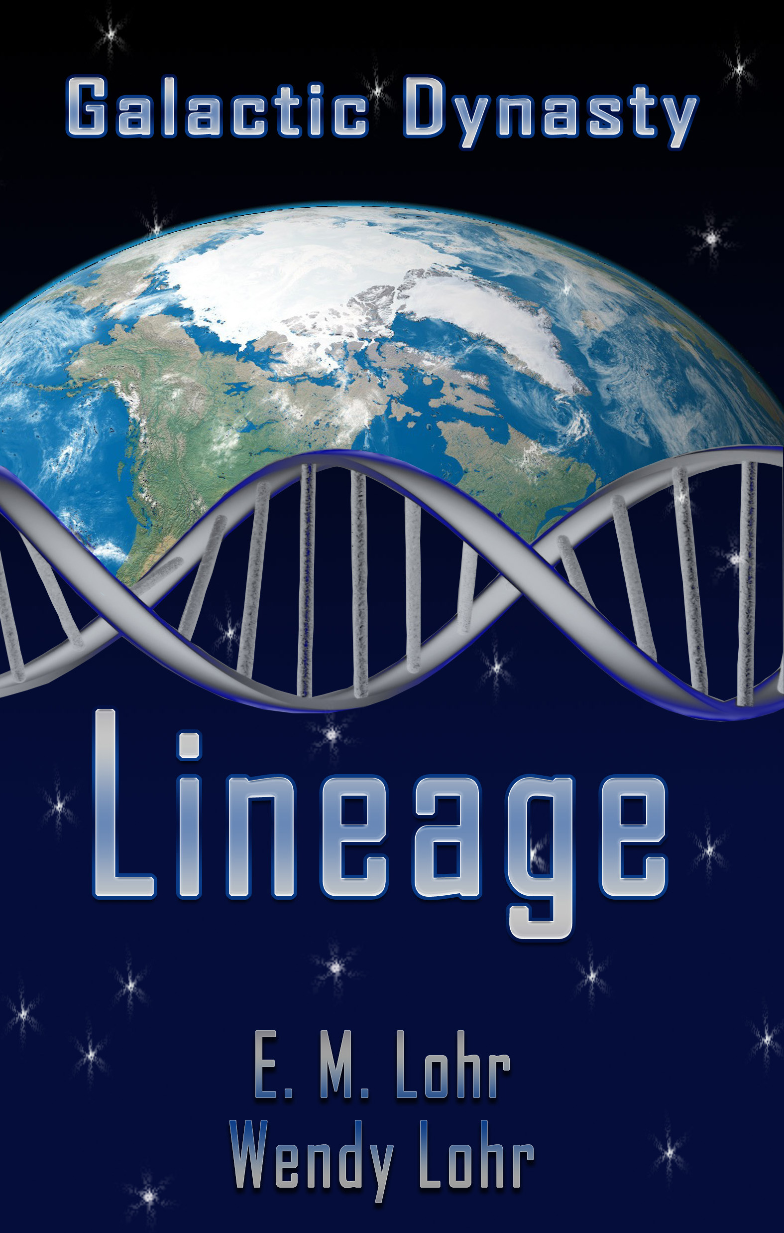 book cover for Lineage