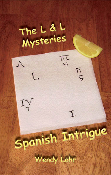 book cover for Spanish Intrigue