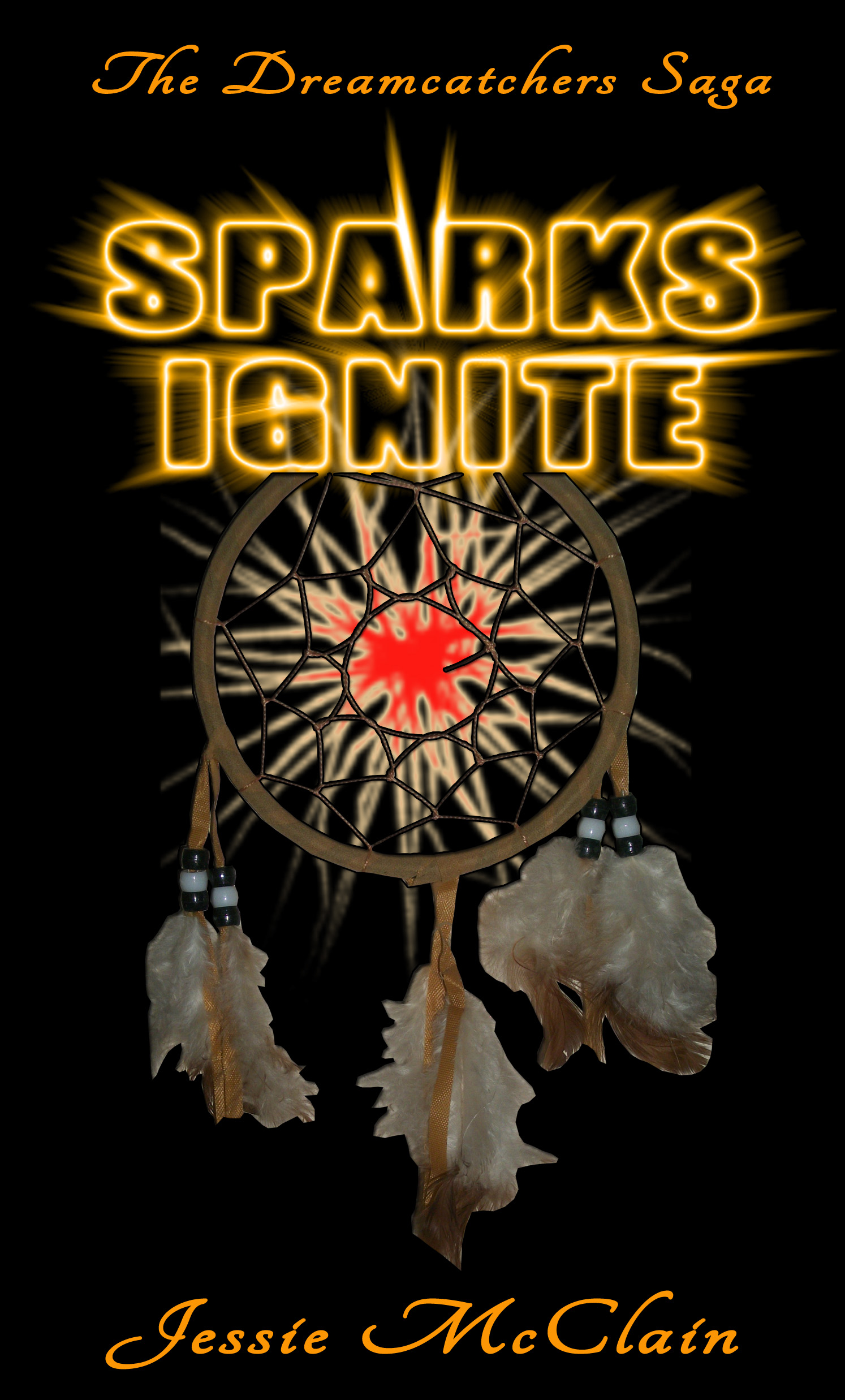 book cover for Sparks Ignite