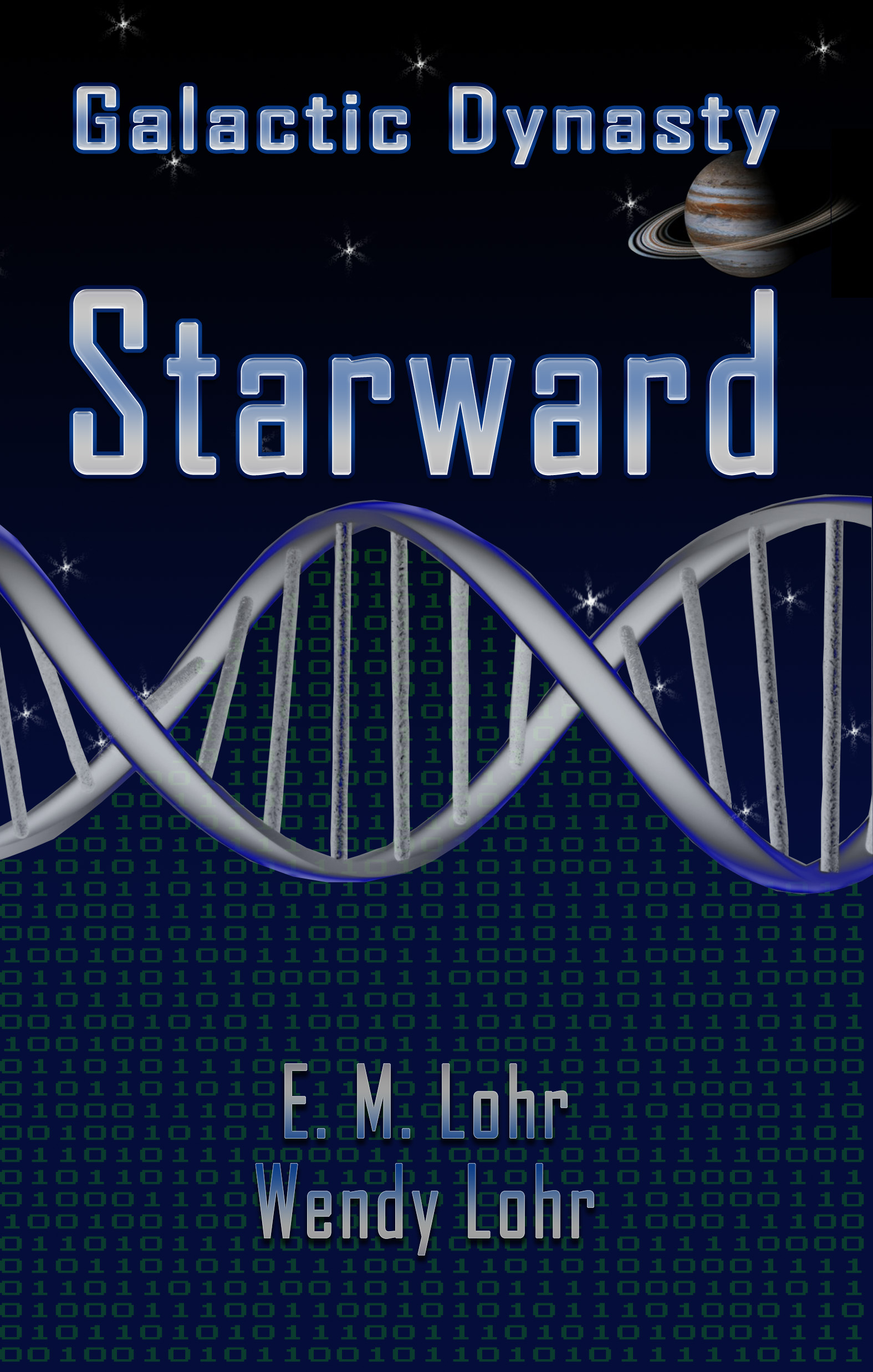 book cover for Starward