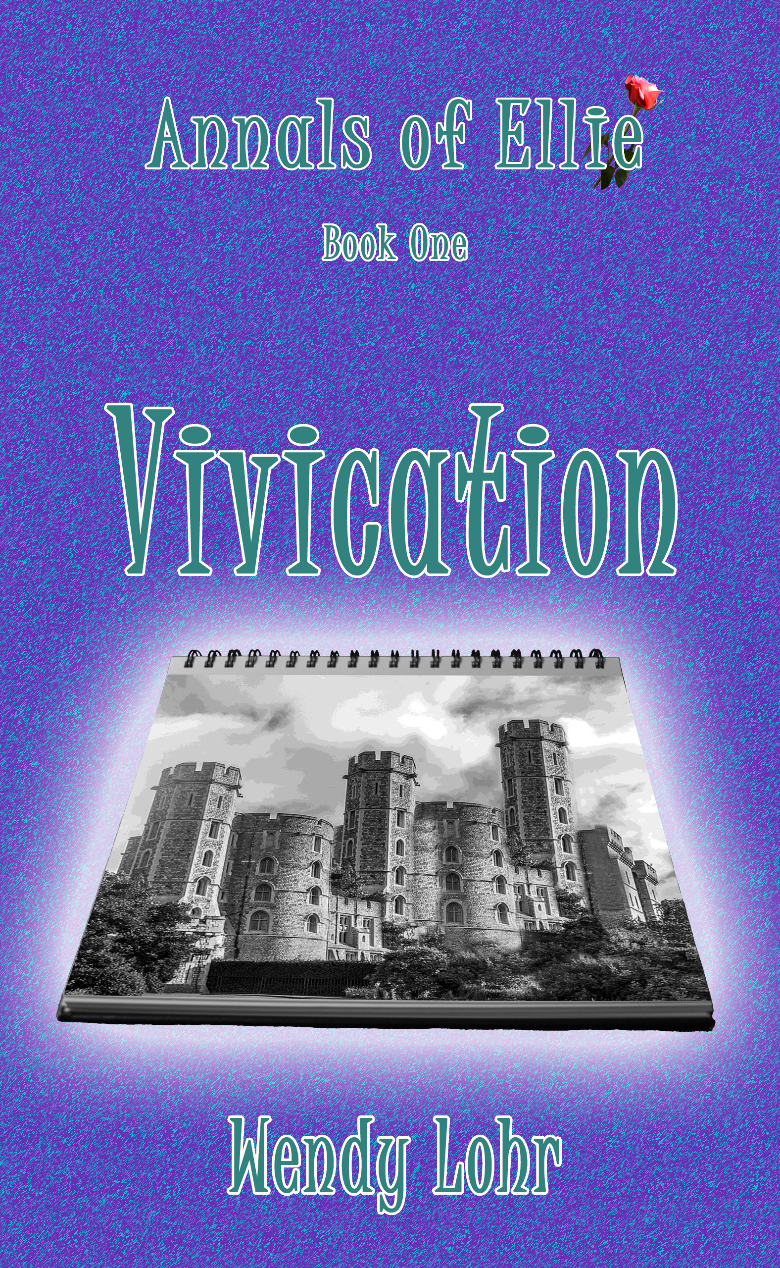 book cover for Vivication