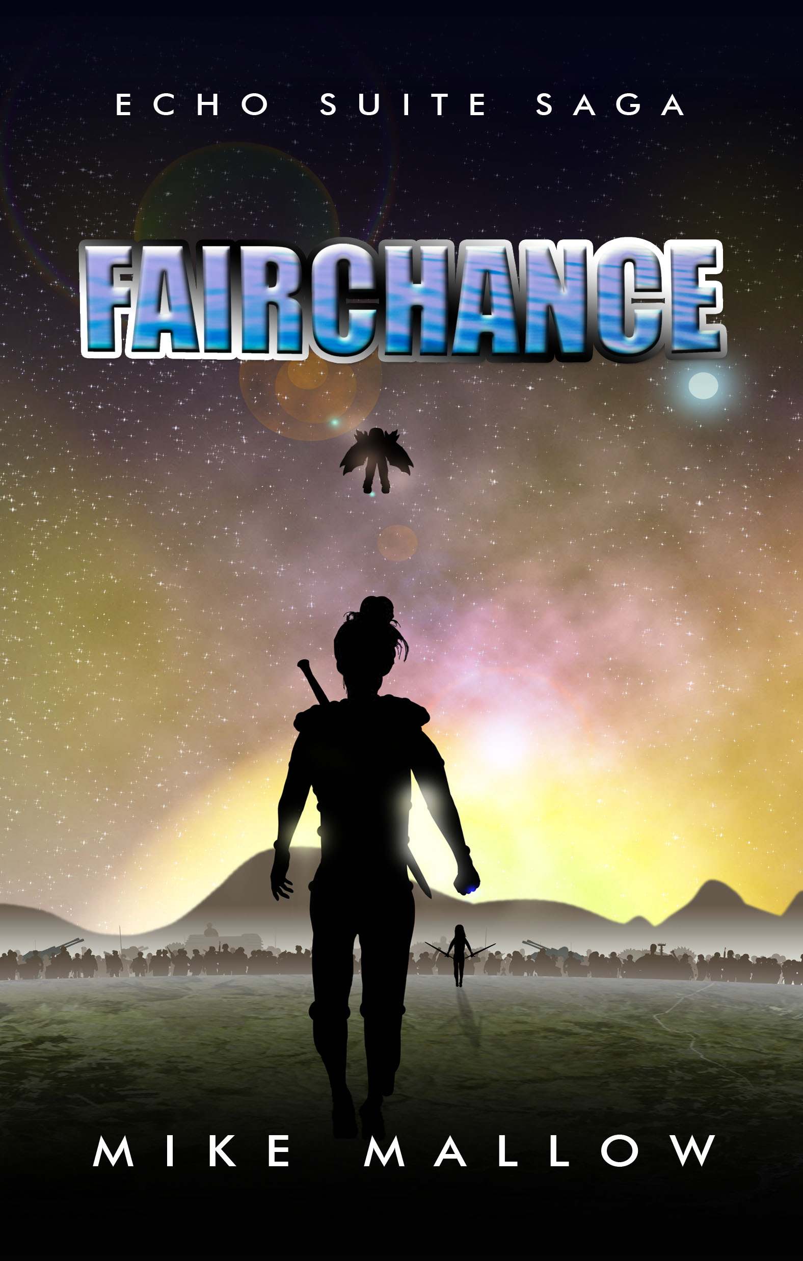 book cover for Fairchance