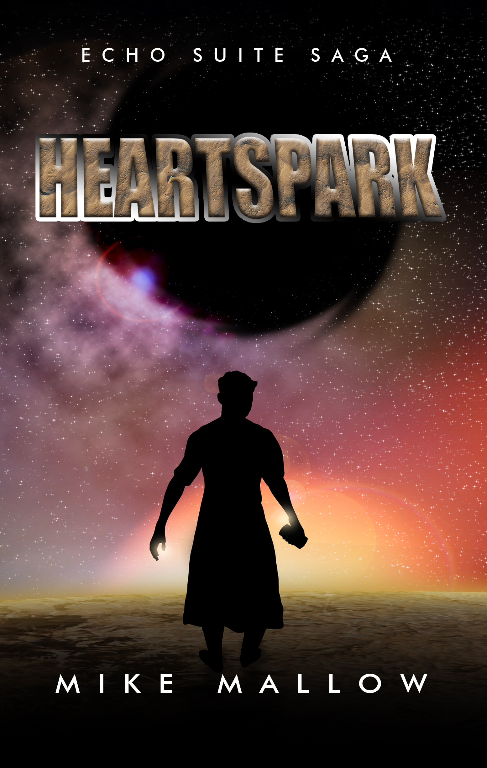 book cover for Heartspark